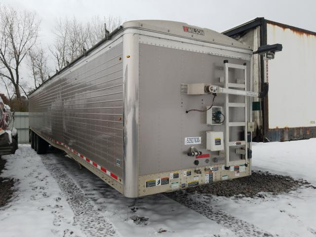 Wilson salvage cars for sale: 2017 Wilson Trailer