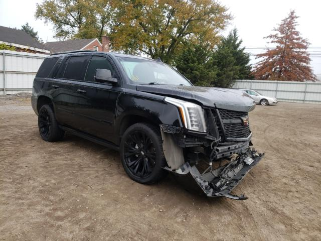 Cadillac salvage cars for sale: 2016 Cadillac Escalade P