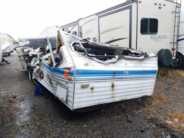 Fleetwood Vehiculos salvage en venta: 1996 Fleetwood Prowler