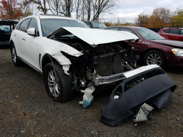 Infiniti FX35 salvage cars for sale: 2011 Infiniti FX35