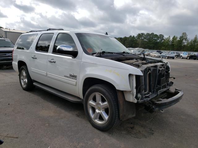 Chevrolet Suburban C salvage cars for sale: 2013 Chevrolet Suburban C