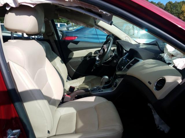 пригнать из сша 2013 Chevrolet Cruze Lt 1.4L 1G1PE5SBXD7146651