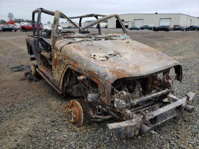 Salvage cars for sale from Copart Woodburn, OR: 2017 Jeep Wrangler R