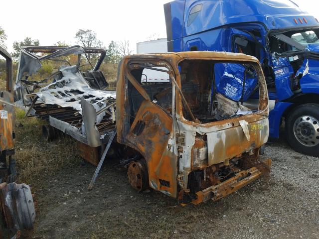 Salvage cars for sale from Copart Cicero, IN: 2014 Isuzu NPR