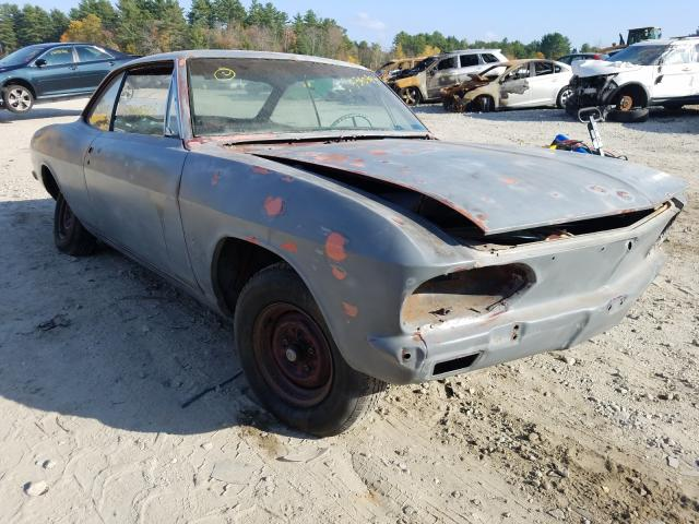 Chevrolet Corvair salvage cars for sale: 1965 Chevrolet Corvair