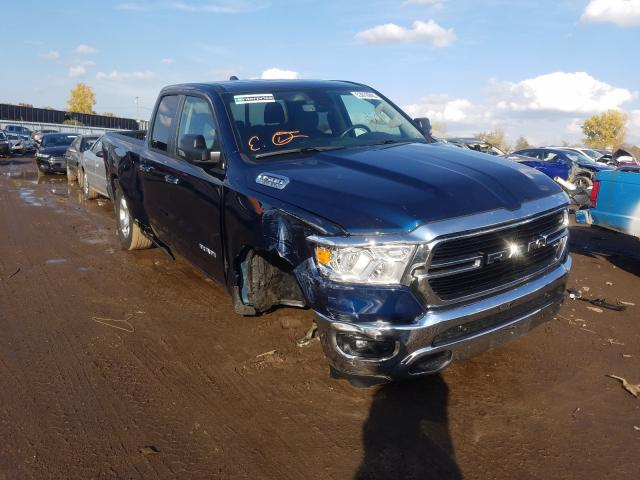 Dodge salvage cars for sale: 2020 Dodge RAM 1500 BIG H