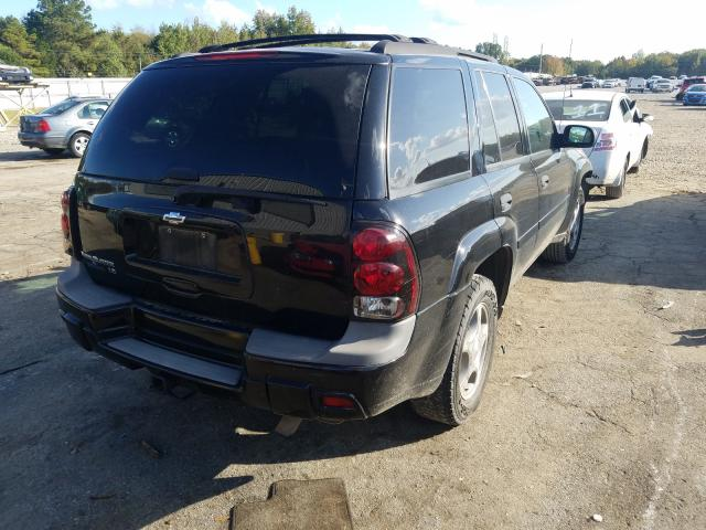 2008 Chevrolet Trailblaze 4.2L из США