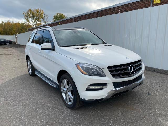 2014 Mercedes-Benz ML 350 BLU for sale in New Britain, CT