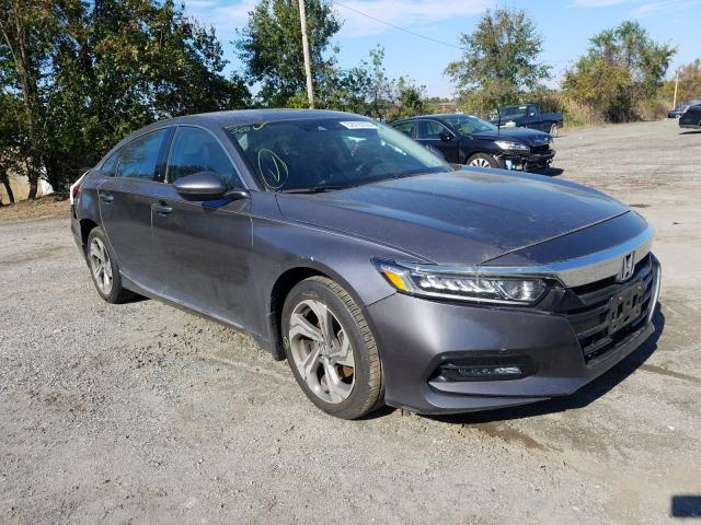 Salvage cars for sale from Copart Baltimore, MD: 2018 Honda Accord EXL
