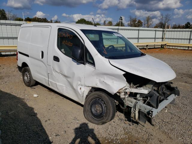 Salvage cars for sale from Copart Chatham, VA: 2015 Nissan NV200 2.5S