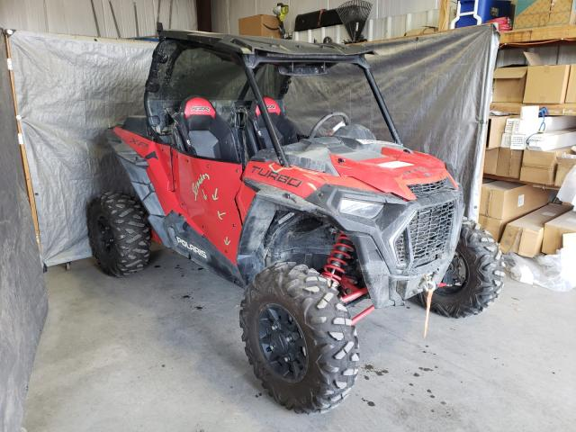 Salvage cars for sale from Copart Duryea, PA: 2020 Polaris RZR XP Turbo