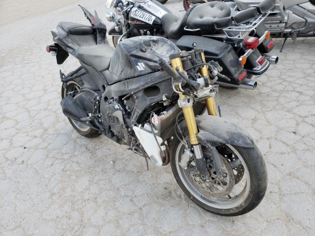 Salvage cars for sale from Copart San Antonio, TX: 2018 Suzuki GSX-R750