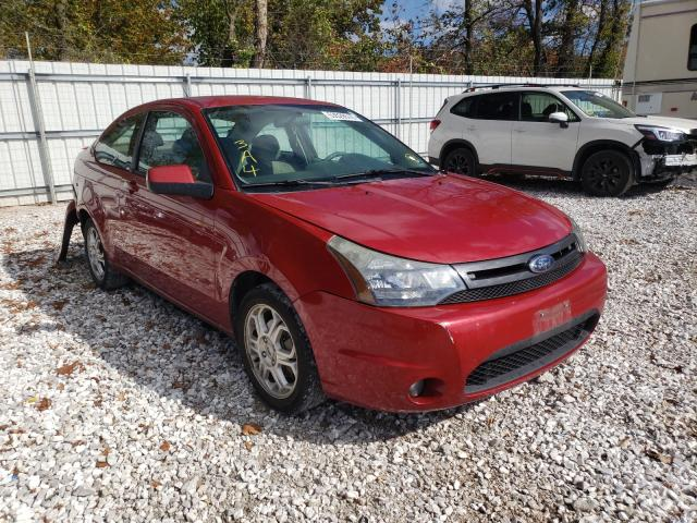 Ford Focus salvage cars for sale: 2009 Ford Focus