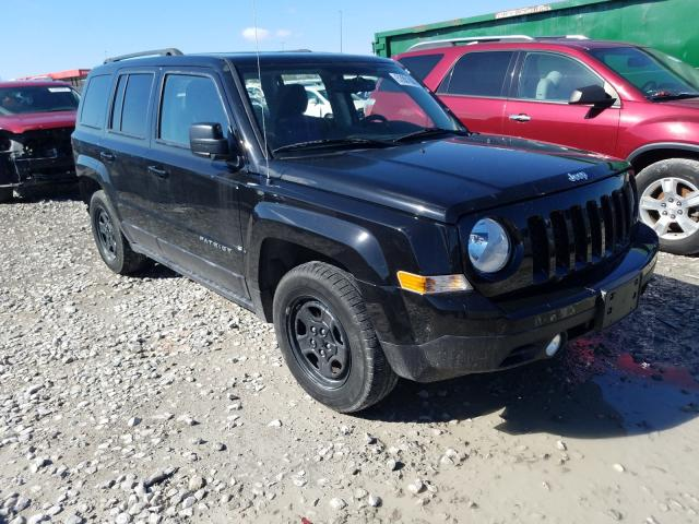 2017 Jeep Patriot Sp 2.4L