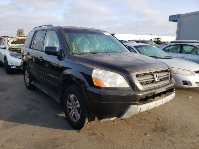 Honda Pilot salvage cars for sale: 2003 Honda Pilot