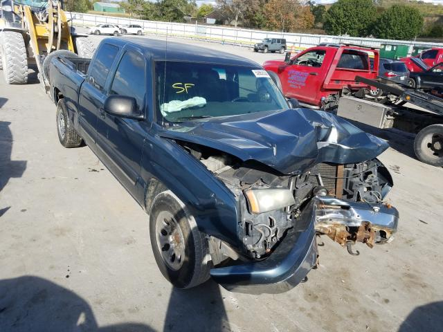 Salvage cars for sale from Copart Lebanon, TN: 2006 Chevrolet Silverado