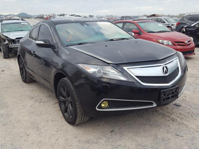 Acura ZDX salvage cars for sale: 2013 Acura ZDX