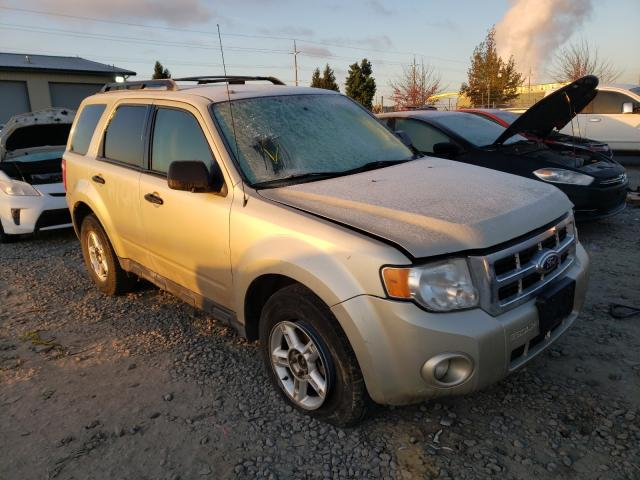 Salvage cars for sale from Copart Eugene, OR: 2010 Ford Escape XLT
