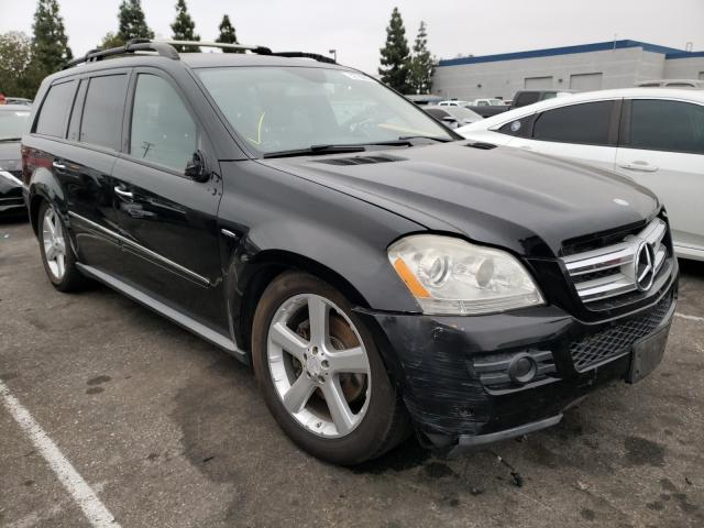 Salvage cars for sale from Copart Rancho Cucamonga, CA: 2009 Mercedes-Benz GL