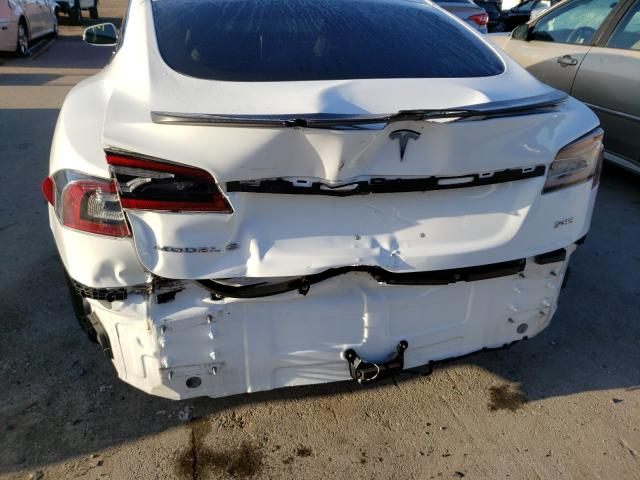 2013 Tesla MODEL S | Vin: 5YJSA1DP6DFP12894