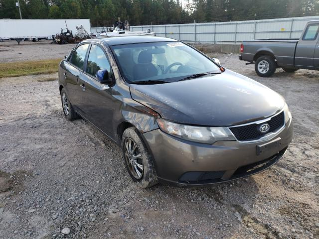Salvage cars for sale from Copart Charles City, VA: 2010 KIA Forte EX