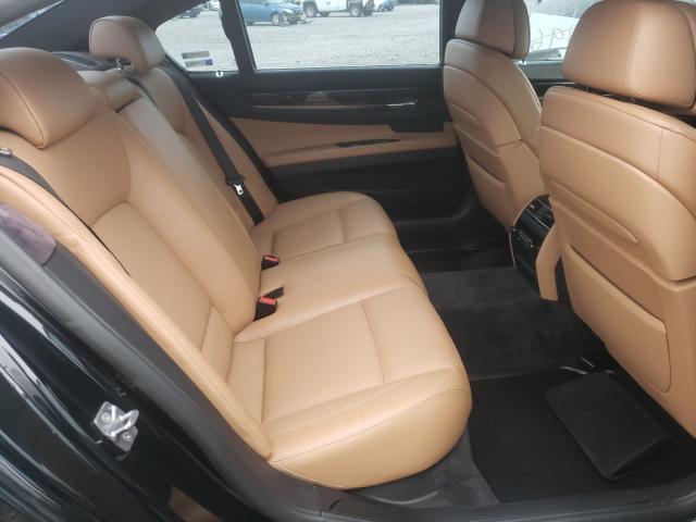 2011 BMW 750 LXI