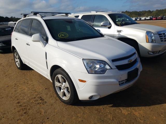 Chevrolet salvage cars for sale: 2014 Chevrolet Captiva LT