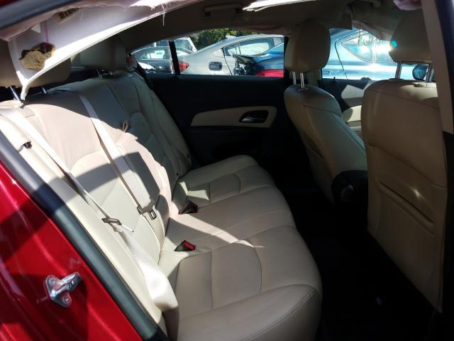 1G1PE5SBXD7146651 2013 Chevrolet Cruze Lt 1.4L