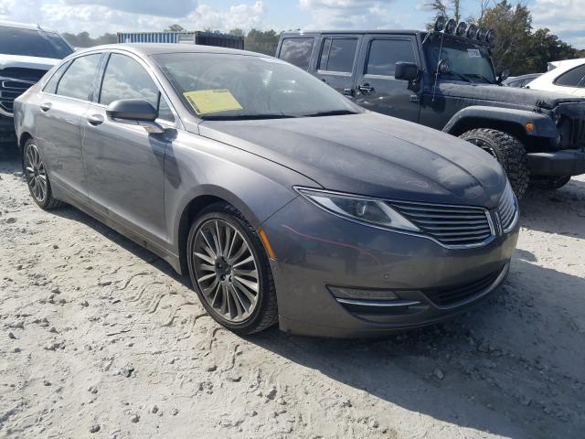 Salvage 2014 LINCOLN MKZ - Small image. Lot 53540280