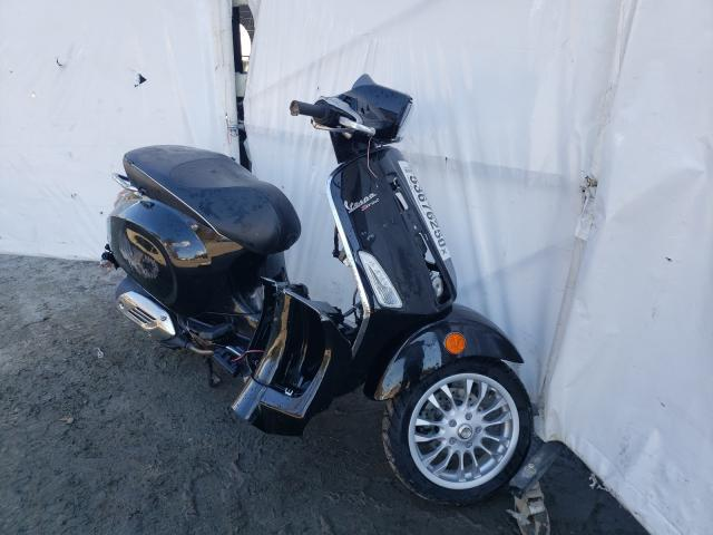 Vespa salvage cars for sale: 2017 Vespa Primavera