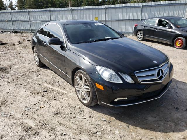 Salvage cars for sale from Copart Charles City, VA: 2010 Mercedes-Benz E 350