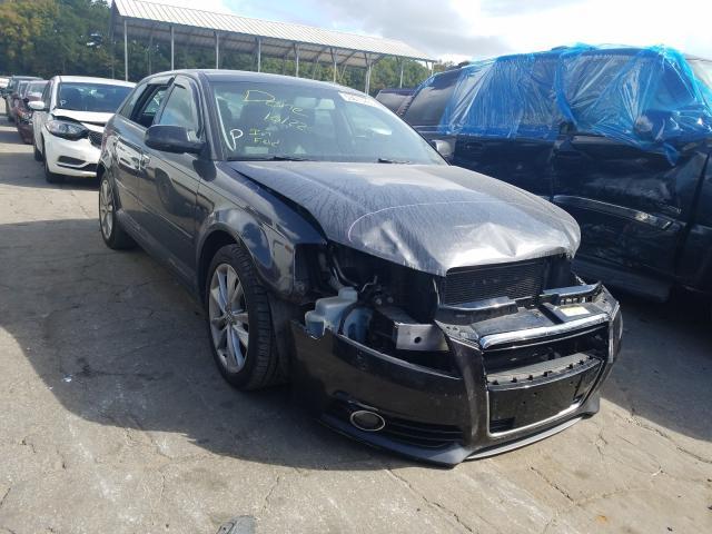 2012 AUDI A3 PREMIUM WAUBEAFM3CA104472