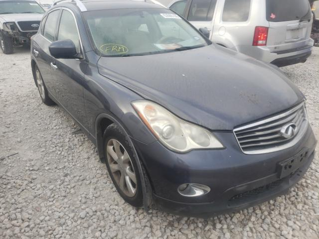 Salvage cars for sale from Copart Haslet, TX: 2008 Infiniti EX35 Base