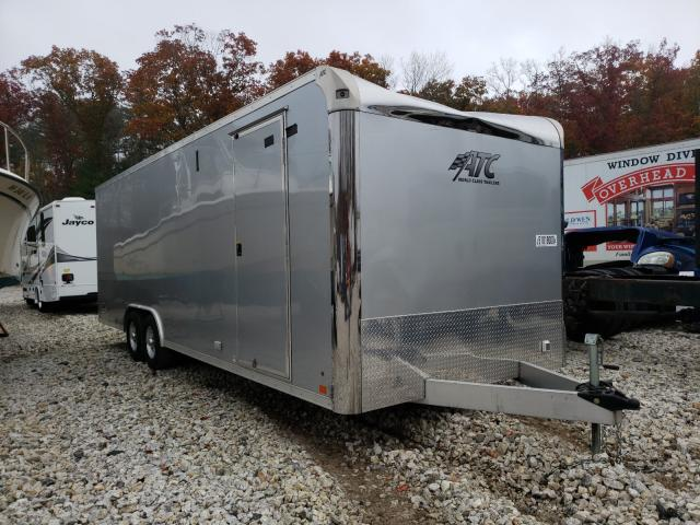 Trail King Trailer salvage cars for sale: 2015 Trail King Trailer