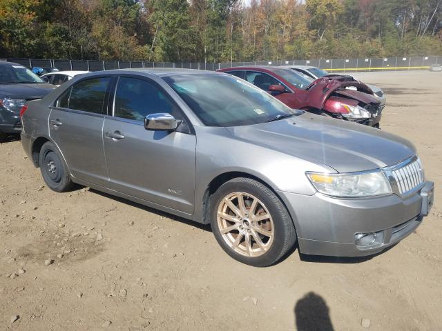 Lincoln salvage cars for sale: 2009 Lincoln MKZ