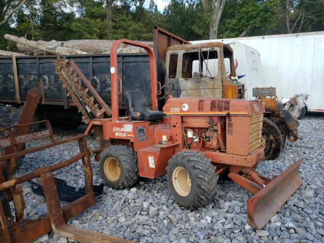 Ditch Witch salvage cars for sale: 2007 Ditch Witch Plow