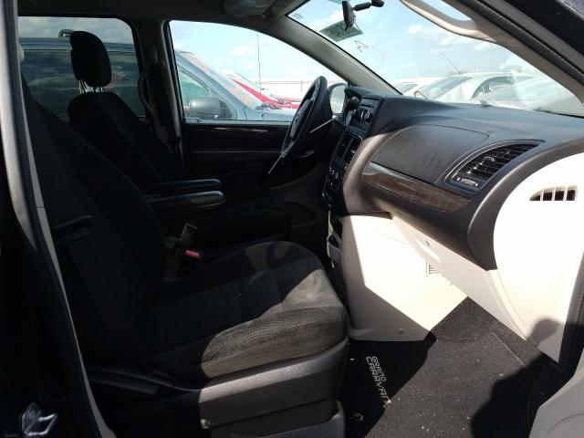 пригнать из сша 2016 Dodge Grand Cara 3.6L 2C4RDGBG3GR139182