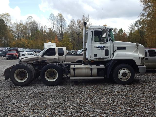 Mack salvage cars for sale: 2000 Mack 600 CH600