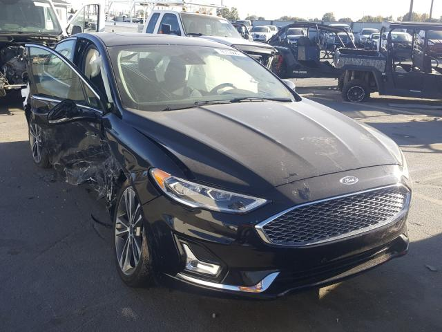 2020 Ford Fusion Titanium for sale in Nampa, ID
