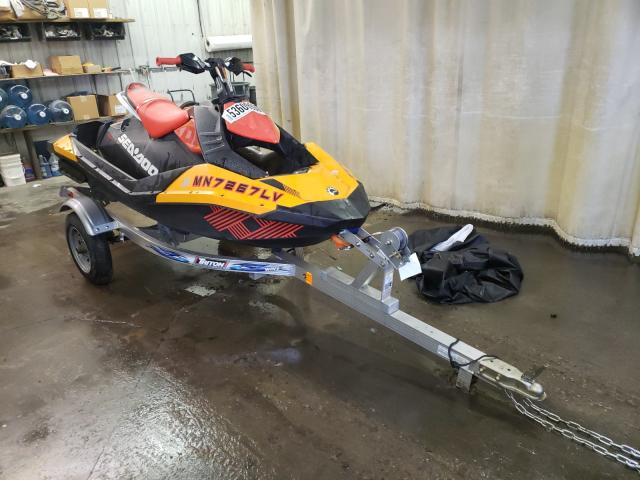 Salvage 2019 Seadoo SPARK for sale
