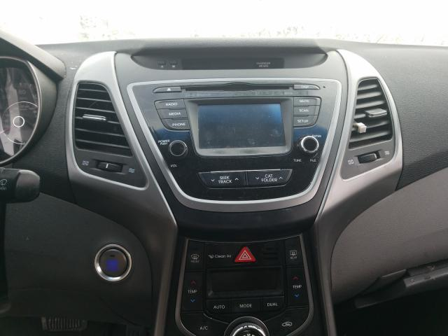 5NPDH4AE1GH669662 2016 Hyundai Elantra Se 1.8L