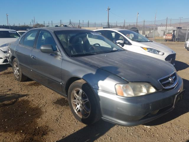 Acura 3.2 TL salvage cars for sale: 2000 Acura 3.2 TL