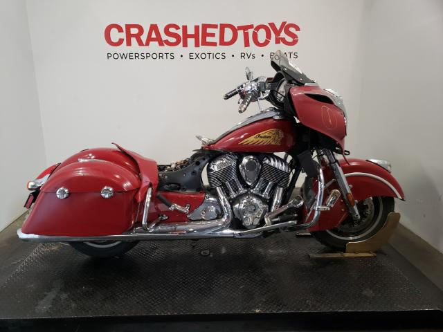 Indian Motorcycle Co. Chieftain salvage cars for sale: 2014 Indian Motorcycle Co. Chieftain