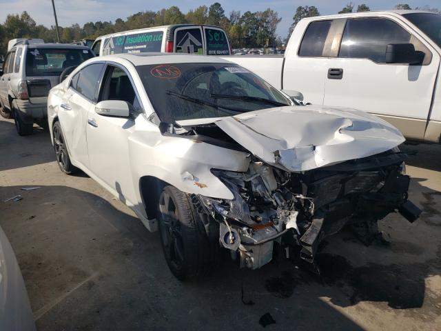 Nissan Maxima salvage cars for sale: 2013 Nissan Maxima
