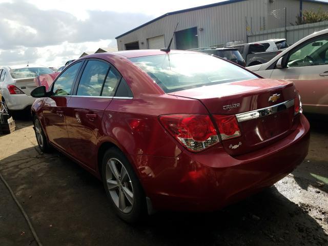купить 2013 Chevrolet Cruze Lt 1.4L 1G1PE5SBXD7146651