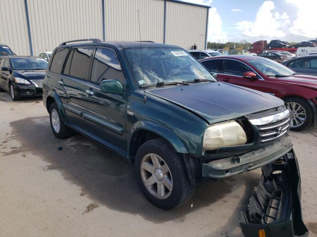 Salvage cars for sale from Copart Apopka, FL: 2001 Suzuki Grand Vitara