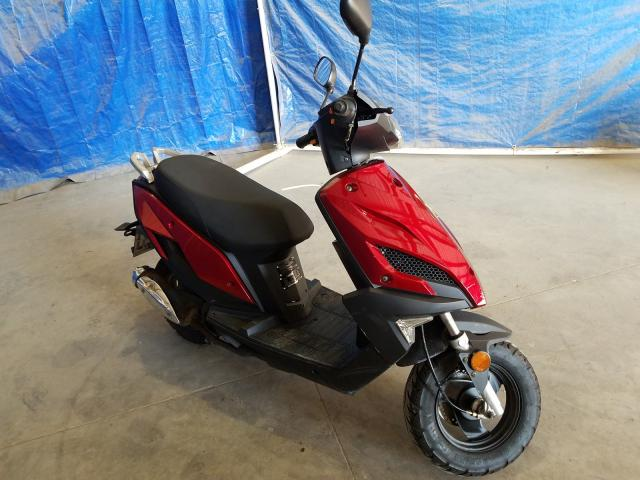 Salvage cars for sale from Copart Apopka, FL: 2020 Taotao Scooter