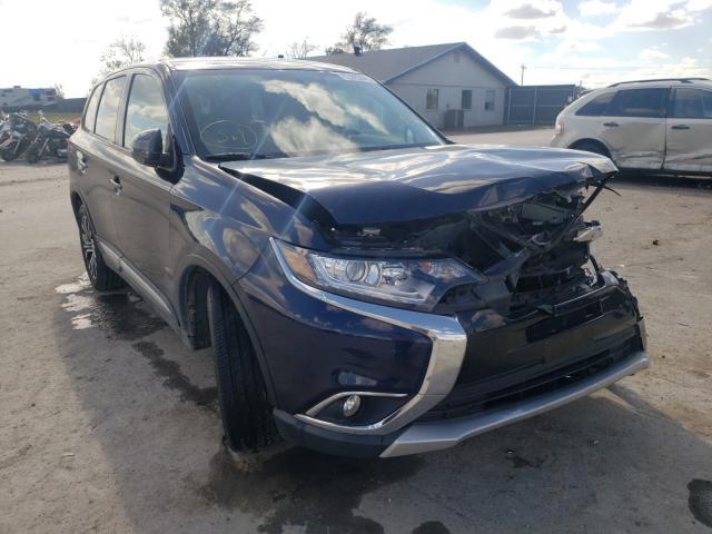 2018 Mitsubishi Outlander en venta en Sikeston, MO