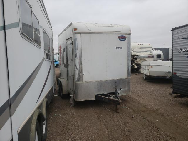 United Express Trailer salvage cars for sale: 2010 United Express Trailer