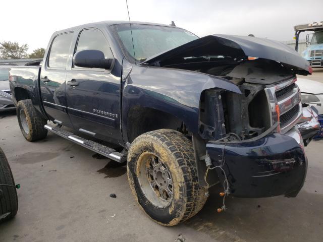 2007 Chevrolet Silverado en venta en Wilmer, TX